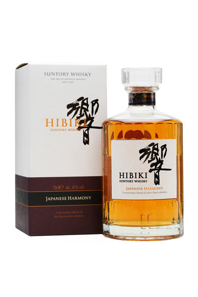 Hibiki Harmony Japanese Whiskey 750mL - The Corkery Wine & Spirits