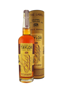 Colonel E.H. Taylor Jr. Single Barrel, Kentucky - The Corkery Wine & Spirits