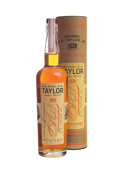 Colonel E.H. Taylor Jr. Small Batch Bourbon 100 Proof, Kentucky 750mL - The Corkery Wine & Spirits