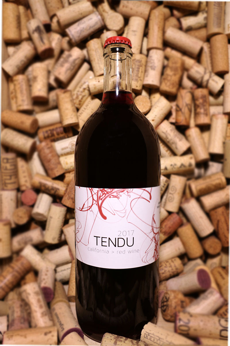 "Matthiasson ""Tendu"" Red Wine California 2017 (1 Liter)"