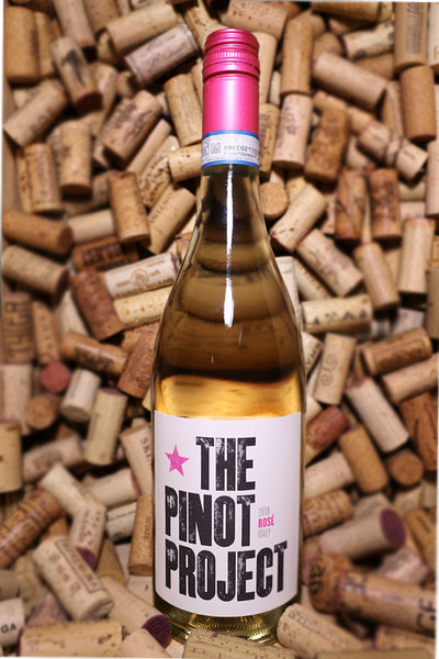 The Pinot Project Rose Pays d'Oc, France 2019