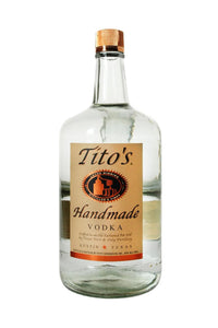 Tito's Handmade Vodka 1.75L - The Corkery Wine & Spirits