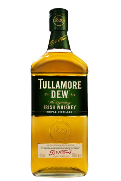 Tullamore Dew Irish Whiskey 750mL - The Corkery Wine & Spirits
