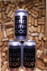 Underwood Cellars Pinot Noir Oregon 375 mL CAN - The Corkery Wine & Spirits