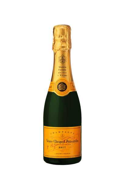 Veuve Clicquot Brut Yellow Label Champagne France NV 375ml - The Corkery Wine & Spirits