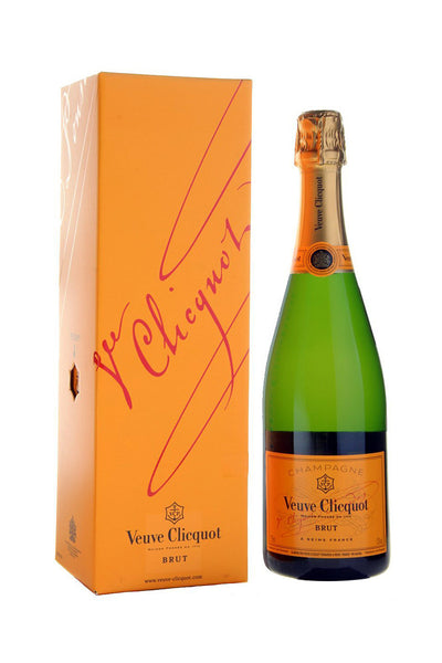 Veuve Clicquot Brut Yellow Label Champagne, France NV 750mL - The Corkery Wine & Spirits