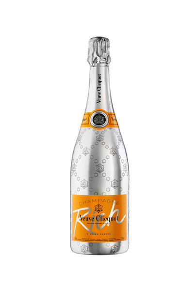 Veuve Clicquot Brut Rich Champagne, France NV 750mL - The Corkery Wine & Spirits