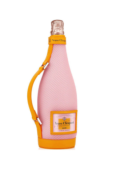 Veuve Clicquot Brut Rose, Ice Jacket Gift Set, Champagne, France NV 750 mL