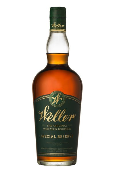 W. L. Weller The Original Wheated Bourbon Special Reserve 90 proof, Kentucky 750mL - The Corkery Wine & Spirits