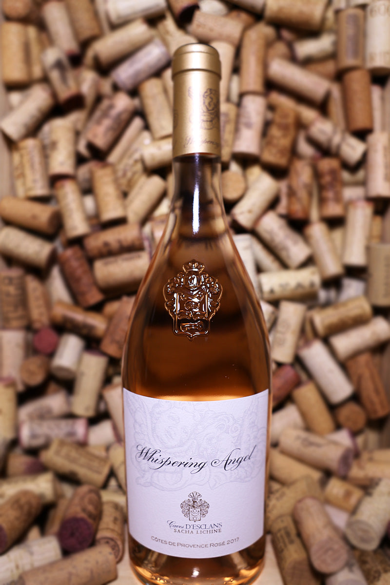Chateau D'Esclans Whispering Angel Rose, Cotes de Provence, France 2017 - The Corkery Wine & Spirits
