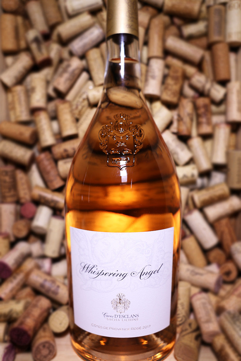 Chateau D'Esclans Whispering Angel Rose, Cotes de Provence, France 2017 1.5L (Magnum) - The Corkery Wine & Spirits