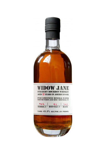Widow Jane 10 Yr. Straight Bourbon, Brooklyn, NY 750mL - The Corkery Wine & Spirits