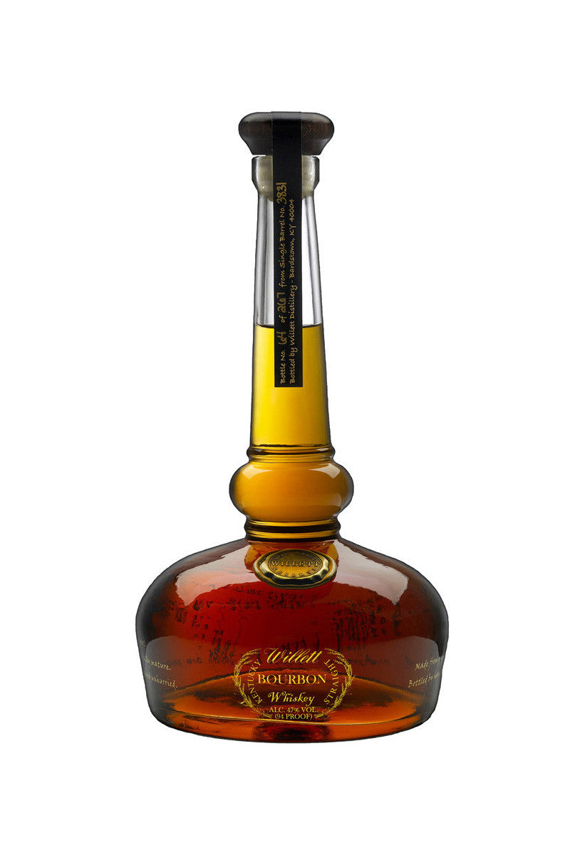 Willett Pot Still Reserve Small Batch Bourbon - The Corkery Wine & Spirits