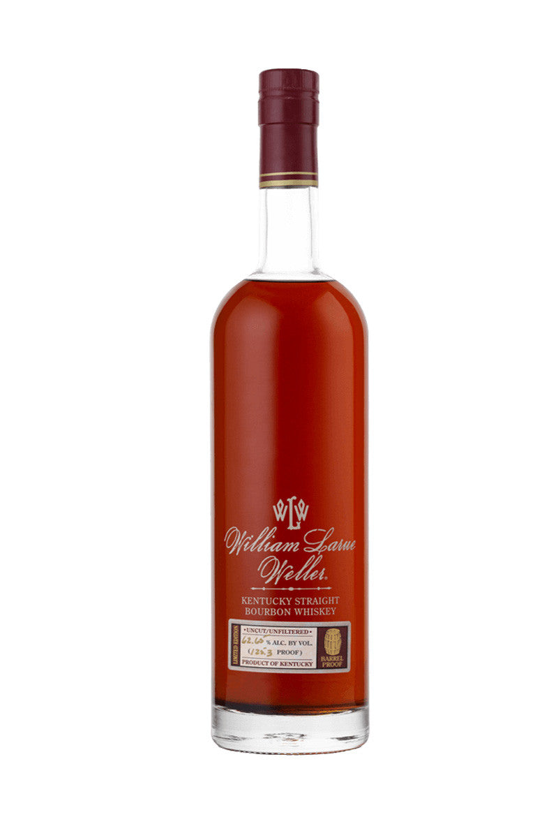 William Larue Weller Bourbon 128.2 Proof, Kentucky - The Corkery Wine & Spirits