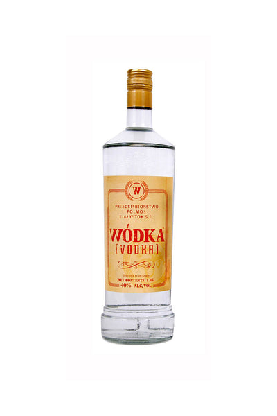 Wodka, Polish Rye Vodka 1 Liter - The Corkery Wine & Spirits