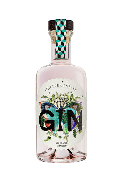 Wolffer Estate Pink Gin, Long Island, NY 375mL