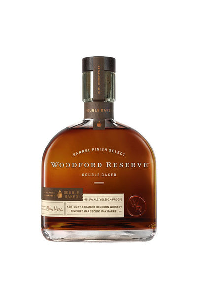 Woodford Reserve Double Oaked Bourbon, Kentucky 750mL - The Corkery Wine & Spirits