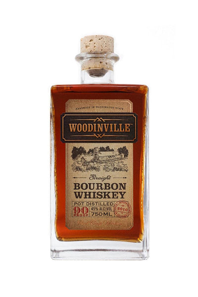 Woodinville Straight Bourbon, Washington 750mL