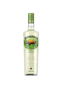 Zubrowka Bison Grass Rye Vodka, Poland 750mL
