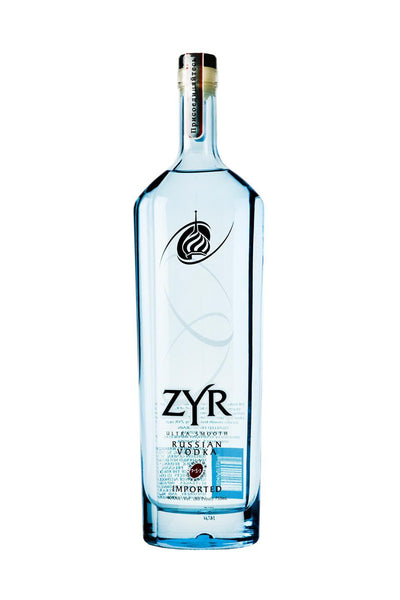 ZYR Vodka, Russia 750mL