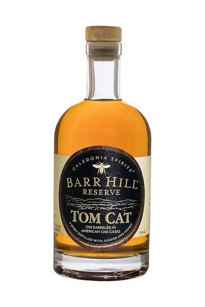 Caledonia Spirits, Barr Hill Reserve, Tom Cat Barrel Aged Gin, VT 750 mL - The Corkery Wine & Spirits