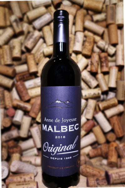 Anne de Joyeuse Malbec Original France 2018