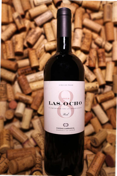 Bodega Chozas Carrascal Las Ocho Red Blend Utiel-Requena, Valencia, Spain 2016