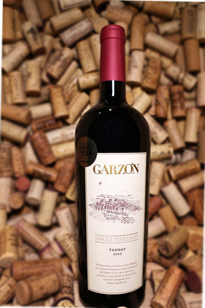 Bodega Garzon Tannat Single Vineyard, Uruguay 2017