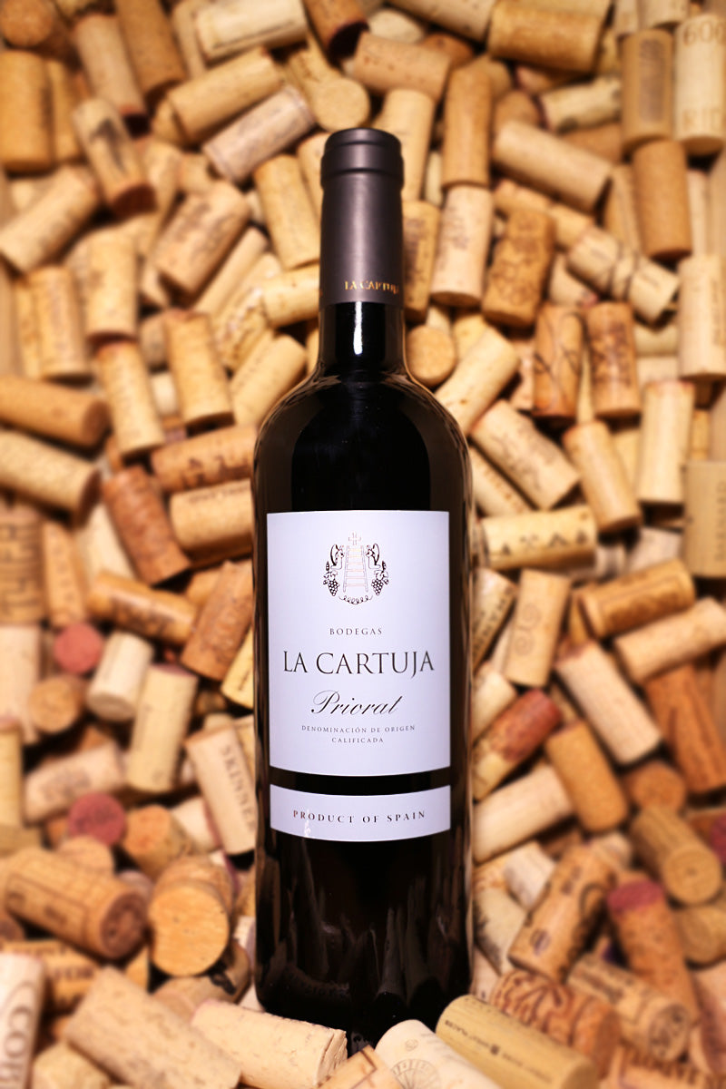 Bodegas La Cartuja Priorat, Catalonia Spain 2016