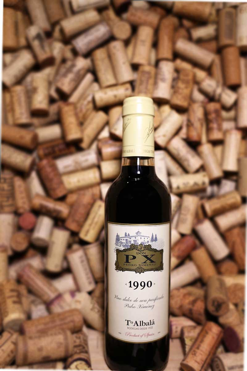 Bodegas Toro Albala Don PX Gran Reserva 375mL (half bottle) 1990