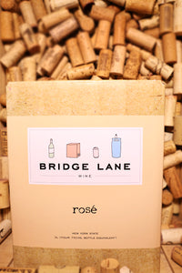 Bridge Lane Rosé North Fork Long Island (3 Liters box)
