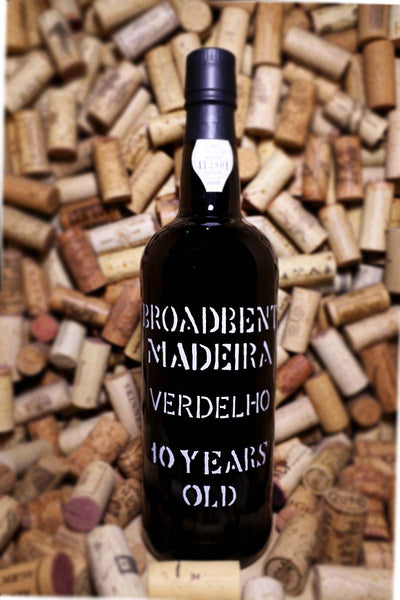 Broadbent Madeira 10 Year Old  Verdelho Medium Dry Portugal
