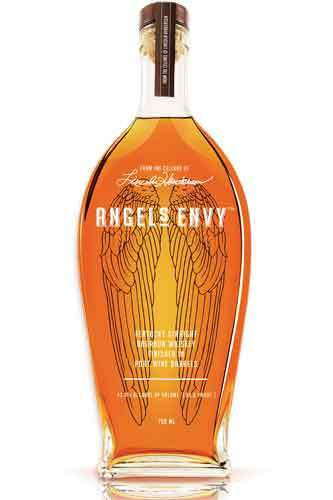 Angels Envy Bourbon, Port Barrel Finish, Kentucky 750mL - The Corkery Wine & Spirits