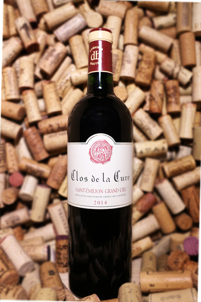 Chateau Clos de la Cure St. Emilion Grand Cru, France 2015