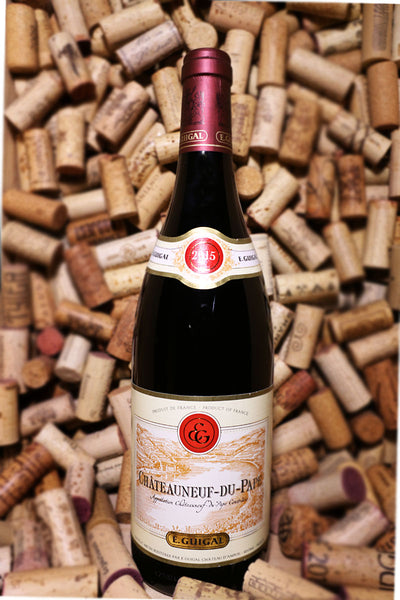 E. Guigal Chateauneuf-du-Pape Rouge, Rhone Valley, France 2016