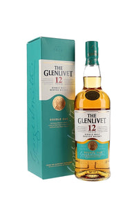 The Glenlivet 12 Year Double Oak Single Malt Scotch Speyside 750 mL