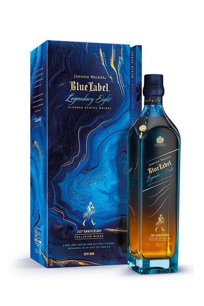 Johnnie Walker Blue Legendary Eight Blended Scotch Whisky