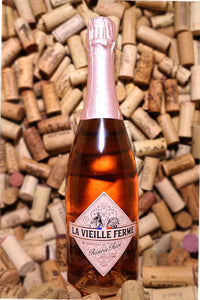 La Vieille Ferme Brut Rose Reserve, France NV