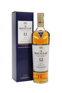 The Macallan Double Cask 12Yr Speyside Single Malt Scotch 750mL