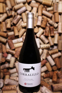 Matetic Vineyards, Corralillo Pinot Noir, San Antonio Valley, Chile 2015