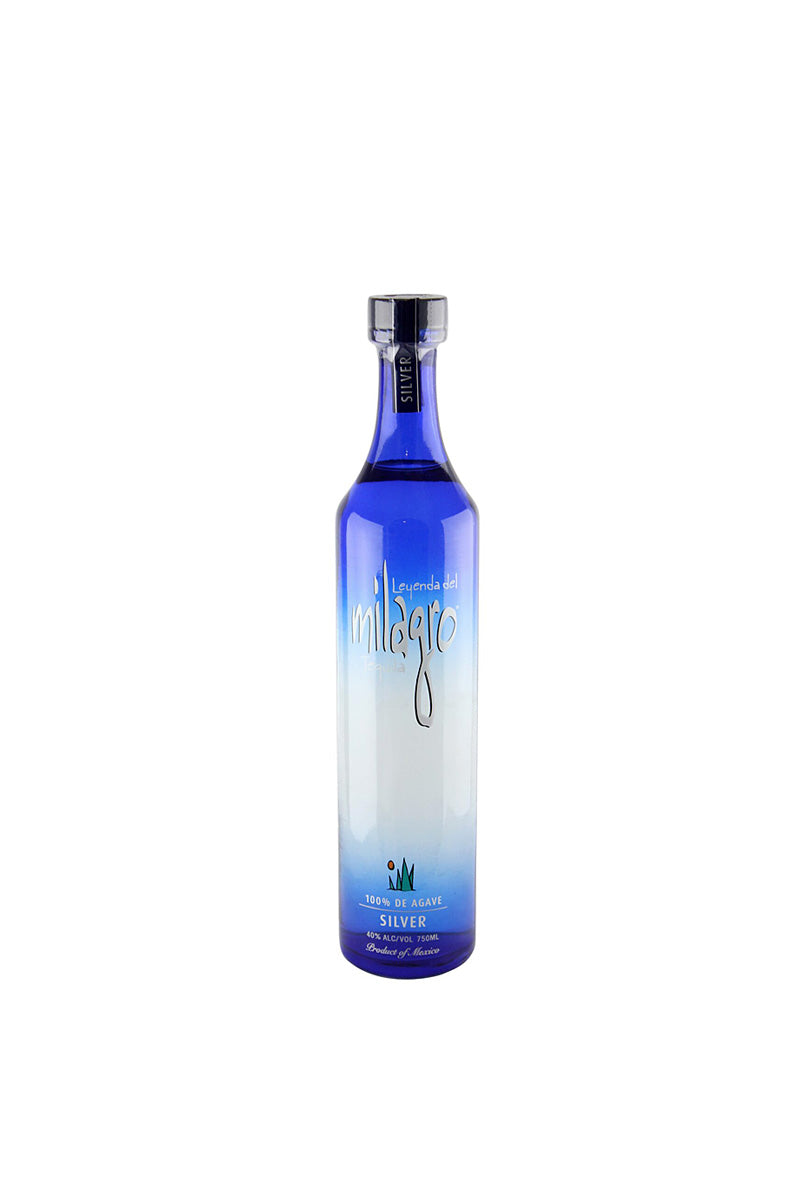 Milagro Tequila Silver Jalisco, Mexico 375mL