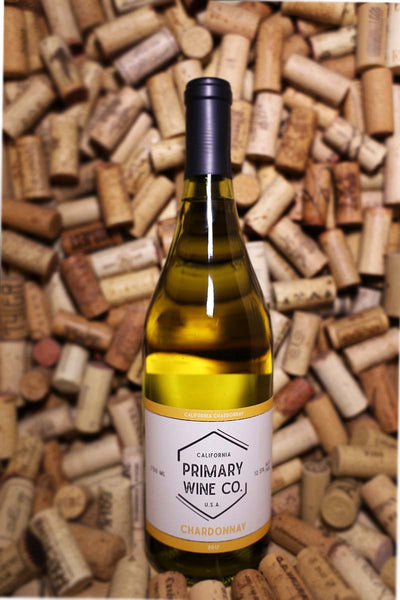 Primary Wines Chardonnay California 2017