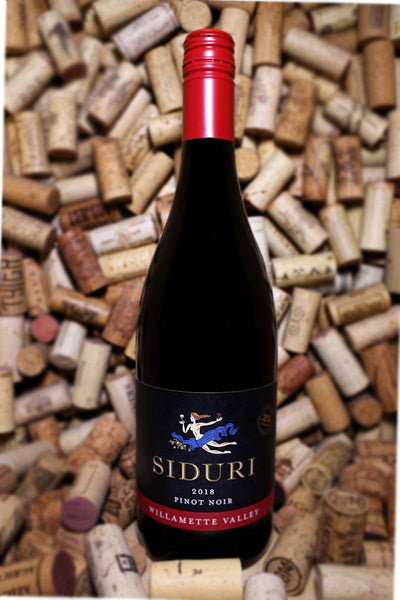 Siduri Pinot Noir Willamette Valley, Oregon 2018
