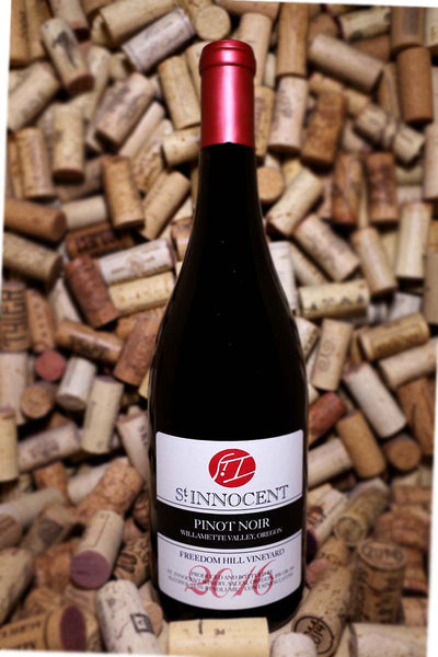 St. Innocent Pinot Noir, Freedom Hill Vineyard, Willamette Valley, Oregon 2016
