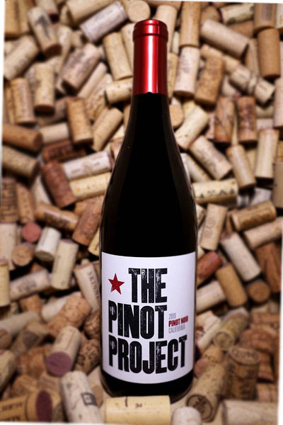 The Pinot Project Pinot Noir California 2019