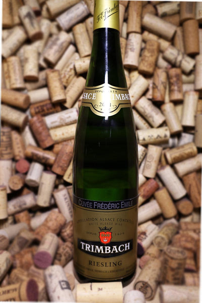 Trimbach, Cuvee Frederic Emile Riesling Alsace, France 2011