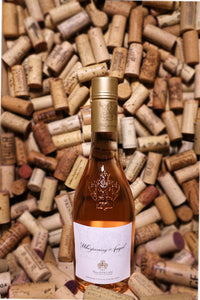 Chateau D'Esclans Whispering Angel Rose, Cotes de Provence, France 2018 375mL (half bottle with screw top)