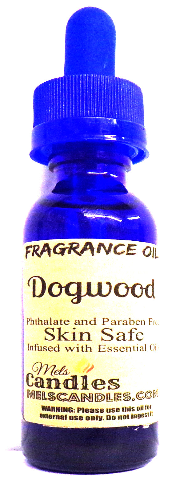 Dogwood 1 oz   29.5 ml GLASS Bottle - Premium Grade A Quality Fragrance Oil, STRONG OIL - Skin Safe Oil