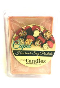 Cupid  3.4 Ounce Pack of Soy Wax Tarts - Mels Melts.
