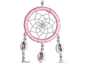 Pink Dream Catcher - Small and Beautiful